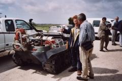 Changement Climatique  MONTPELLIER  FRANCE 2001
