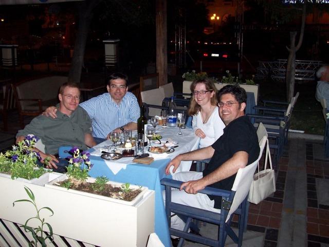 ECODEV  THESSALONIKI  GREECE 2005