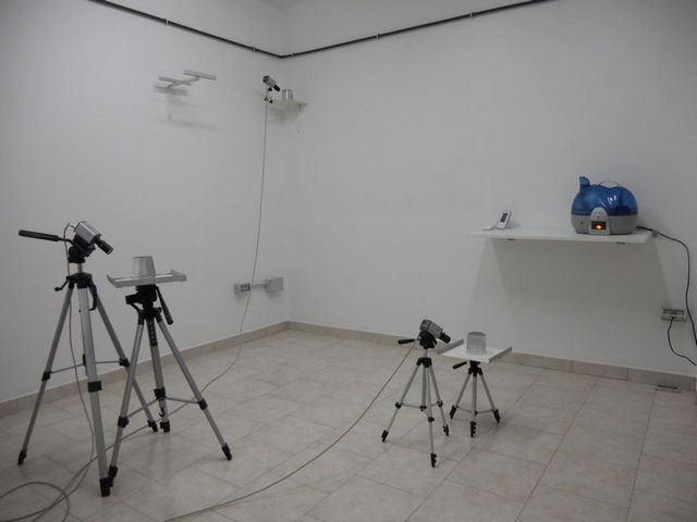 EFFICACY EVALUATION OF A MOSQUITO MAT, OBSERVATION BY VIDEO CAMS