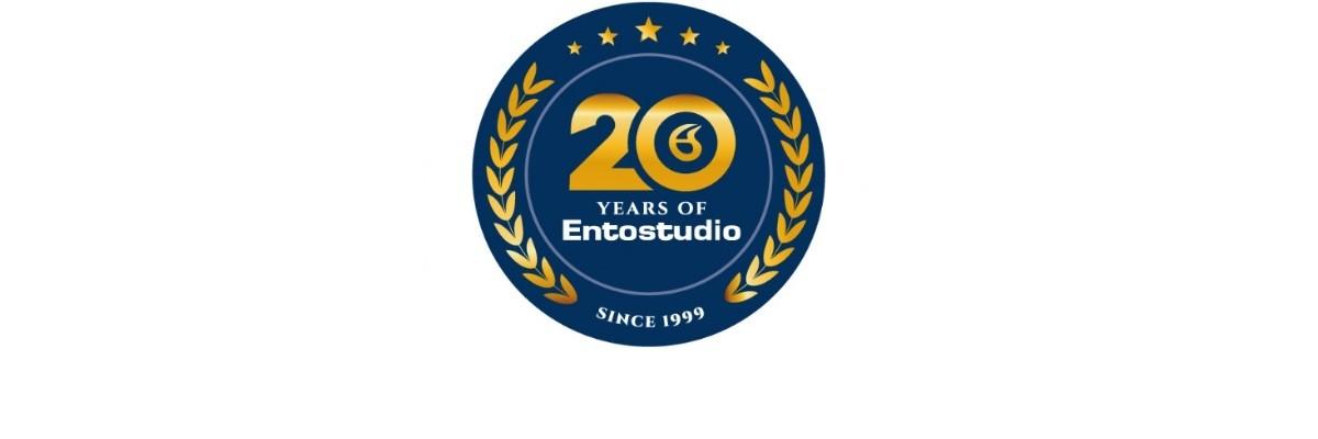Entostudio's Twentieth Anniversary